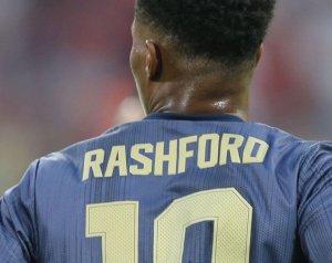 Rashfordé a 10-es mez