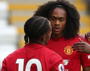 U23: United 3-1 Aston Villa