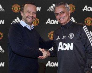Mourinho: Remek a kapcsolatom Woodwarddal
