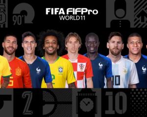 De Gea a FIFA Év Csapatában