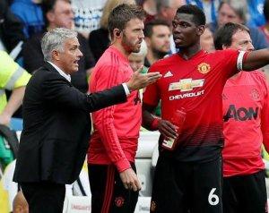 A Pogba-Mourinho vita elhomályosíthatja a Unitedet