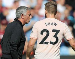 Shaw megvédte Mourinhót