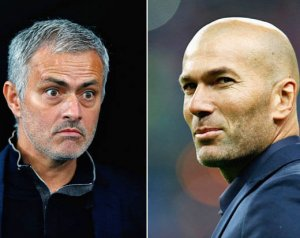 A United drukkerek vágya: Mourinho helyett Zidane!