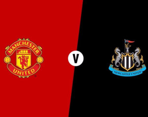Manchester United 4-1 Newcastle United