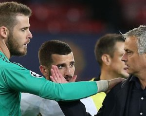 Mourinho bizonytalan De Gea hosszabbításában