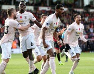 Játékosértékelés: Bournemouth 1-2 Manchester United