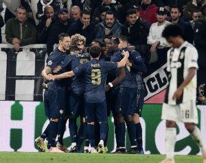 Játékosértékelés: Juventus 1-2 Manchester United