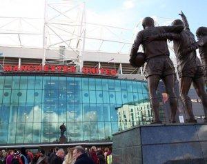 Csökkenő bevételek az Old Traffordon