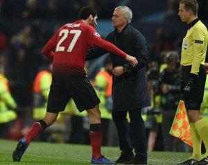 Fellaini: Érzem Mourinho bizalmát