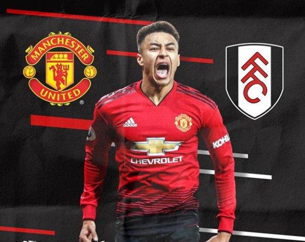 Manchester United 4-1 Fulham