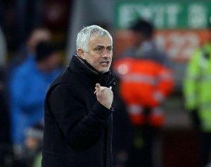 Mourinho reakciója a Liverpool elleni vereségre