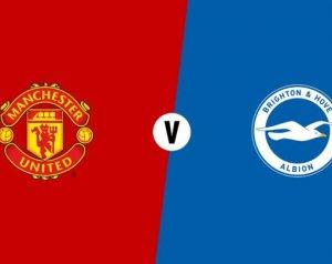 Manchester United 2-1 Brighton & Hove Albion