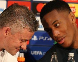 Martial: Ole azt akarja, hogy csak támadjak
