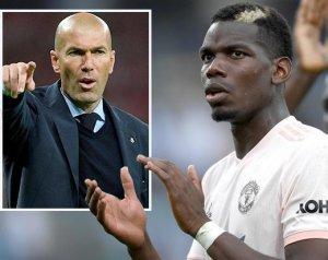 Zidane és a Real lenne Pogba álma?