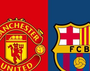 Manchester United 0-1 FC Barcelona
