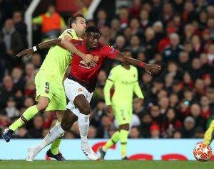 Pogba: Barcelonaban se leszünk esélytelenek