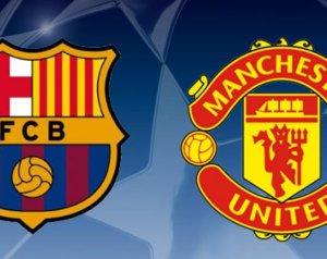 FC Barcelona 3-0 Manchester United, összesítésben 4-0