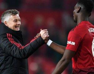 Ole: Pogba eltökélt, hogy a Unitednél legyen sikeres