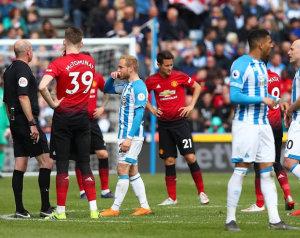 Játékosértékelés: Huddersfield Town 1-1 Manchester United