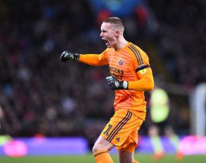 Henderson a válogatottal is sikereket érne el