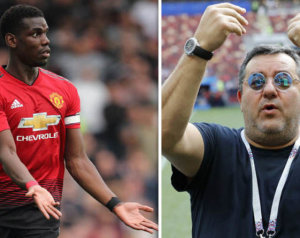 Raiola: Pogba mégis maradhat a Unitednél