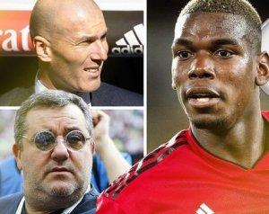 A Real Madrid elhallgattatta Pogbáékat?