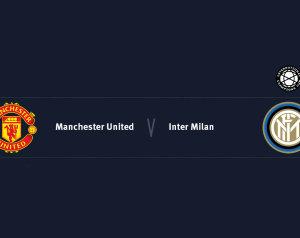 Manchester United 1-0 Internazionale