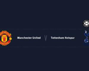 Manchester United 2-1 Tottenham
