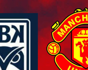 Kristiansund 0-1 Manchester United