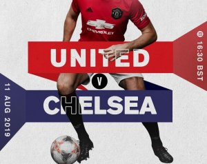 Manchester United 4-0 Chelsea FC