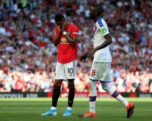 Játékosértékelés: Manchester United 1-2 Crystal Palace