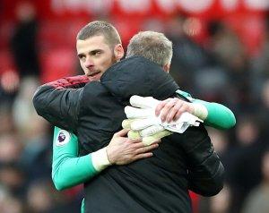 De Gea: Ole nagy hatással van a Unitedre