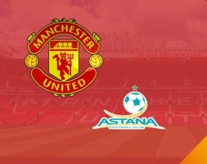Manchester United 1-0 FC Astana