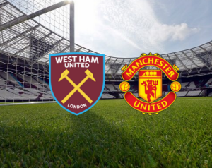 West Ham United 2 - 0 Manchester United