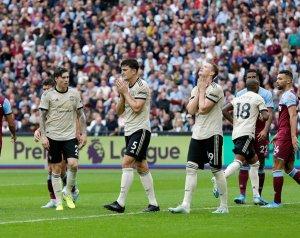 Játékosértékelés: West Ham 2-0 Manchester United