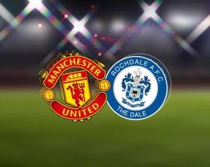 Manchester United 1-1 Rochdale, t.e: 5-3