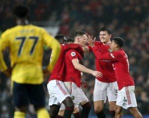 Játékosértékelés: Manchester United 1-1 Arsenal