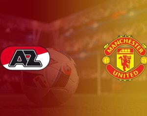 AZ Alkmaar 0-0 Manchester United
