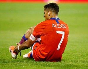 Sanchez három hónapra kidőlt