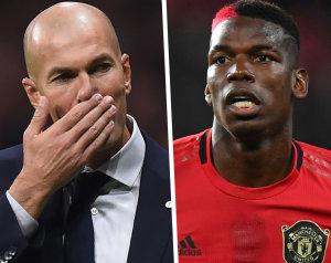Ole: Nincs probléma a Pogba-Zidane találkozóval