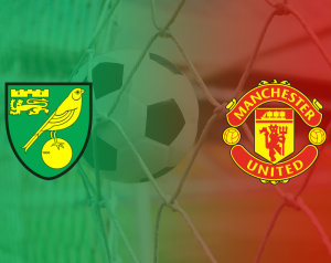 Norwich City 1-3 Manchester United