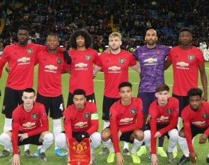Játékosértékelés: Astana 2-1 Manchester United