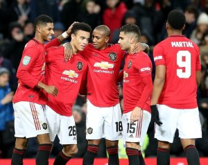 Játékosértékelés: Manchester United 3-0 Colchester United