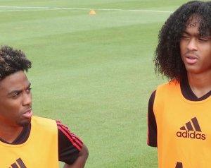 Chongot és Gomest is megtartaná a United