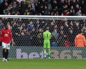 Játékosértékelés: Watford 2-0 Manchester United