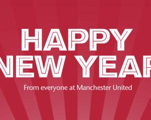 ManUtdFanatics.hu: Boldog új évet kívánunk!
