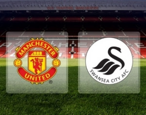 Manchester United 2-1 Swansea City