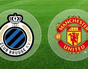 Club Brugge 1-1 Manchester United