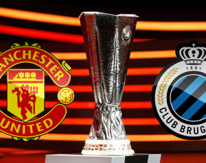 Manchester United 5-0 Club Brugge