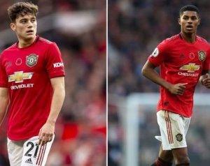 A Manchester United leggyorsabb játékosa a szezonban